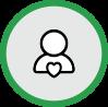 constituent circle icon