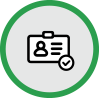 membership circle icon