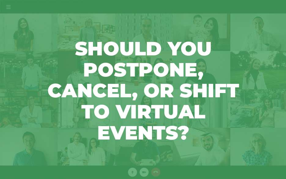 cancel postpone virtual blog image