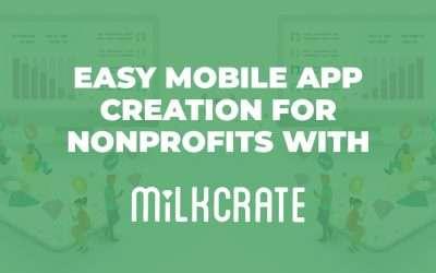 Webinar: Easy Mobile App Creation for Nonprofits