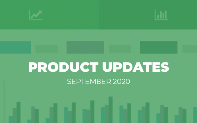Product Updates: September 2020