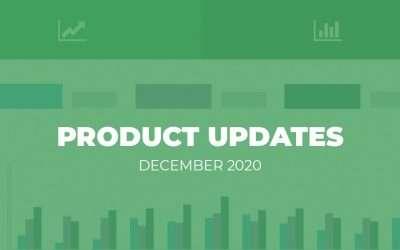 Product Updates: December 2020