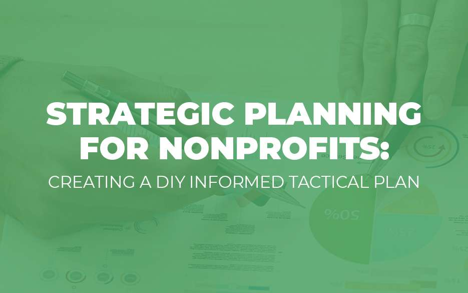strategic planning nonprofits diy plan blog image