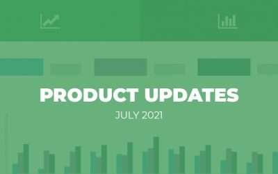 Product Updates: July 2021